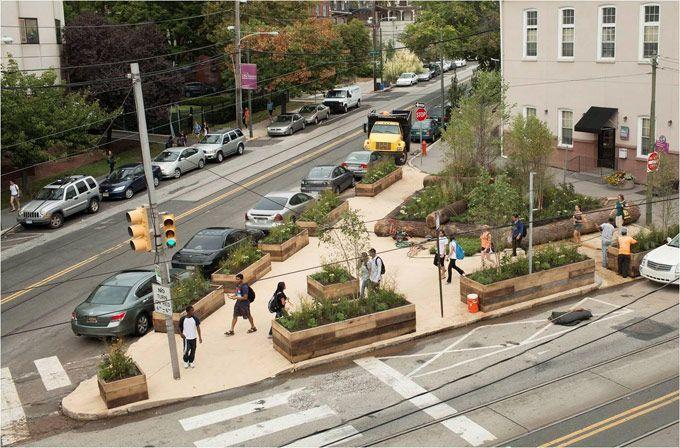 pop up street planter - Google Search