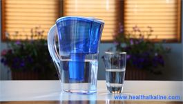 UltraWater pHD - alkaline water pitcher