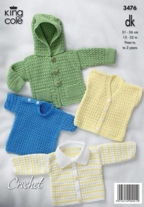 Mejores 162 imágenes de Sacos bebé niño en Pinterest | Ropita de ...