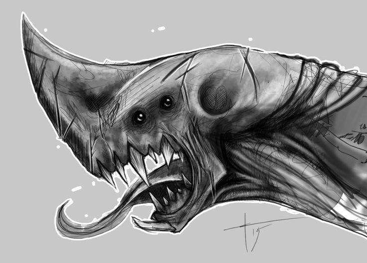 Random Kaiju