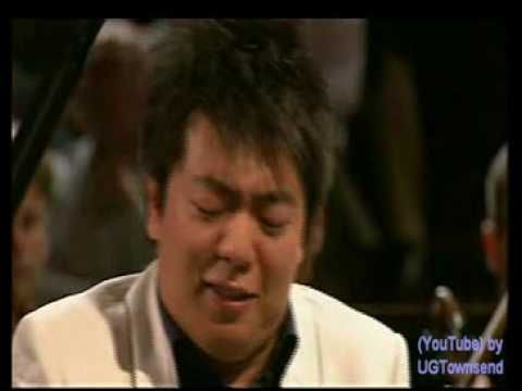 Chopin's etude in A flat major Opus 25 No. 1 (Aeolian harp) played by Lang Lang.