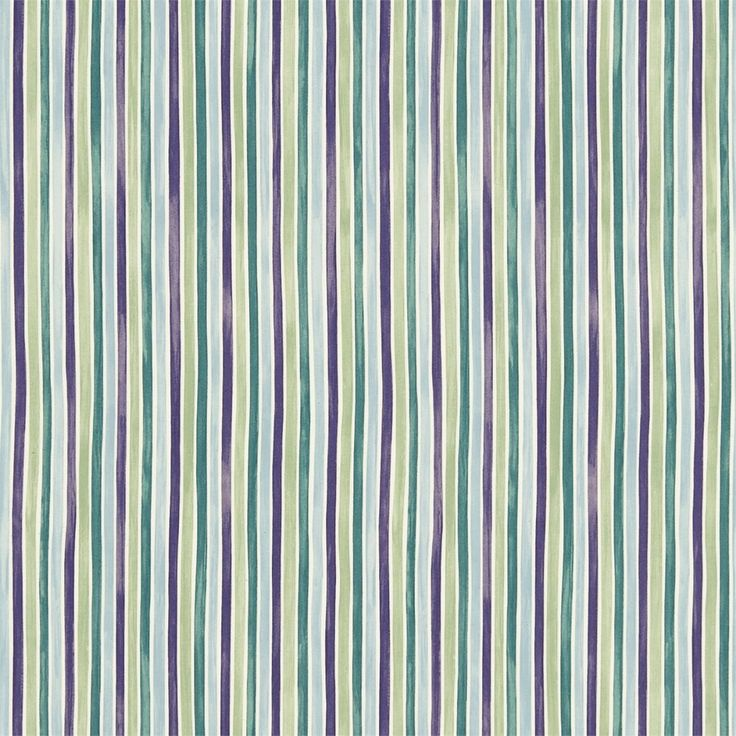 British  Wallpapers - Emma Bridgewater Polka Stripe Fabric Purple/Green DEMB223449, £35.00 (http://www.britishwallpapers.co.uk/emma-bridgewater-polka-stripe-fabric-purple-green-demb223449/)