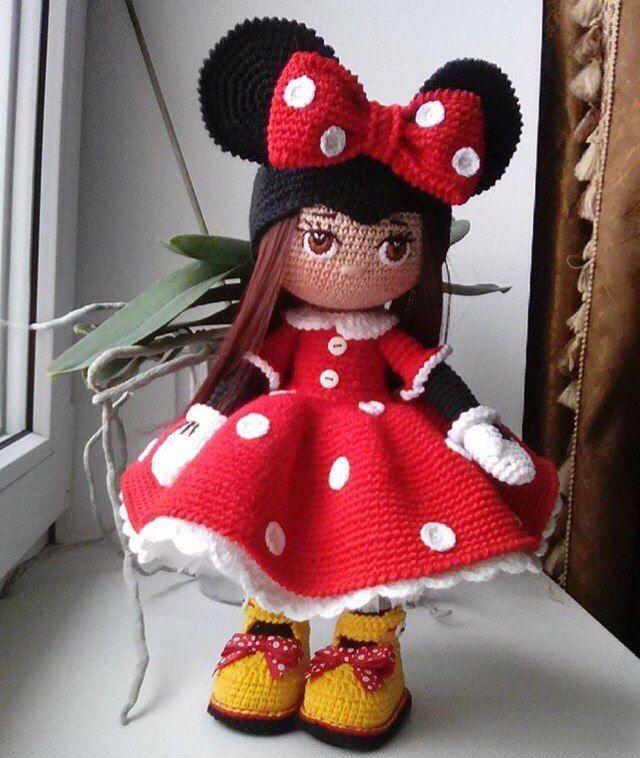 GIRLS'n'DOLLS (Игрушки, красота, творчество) #crochetdolls