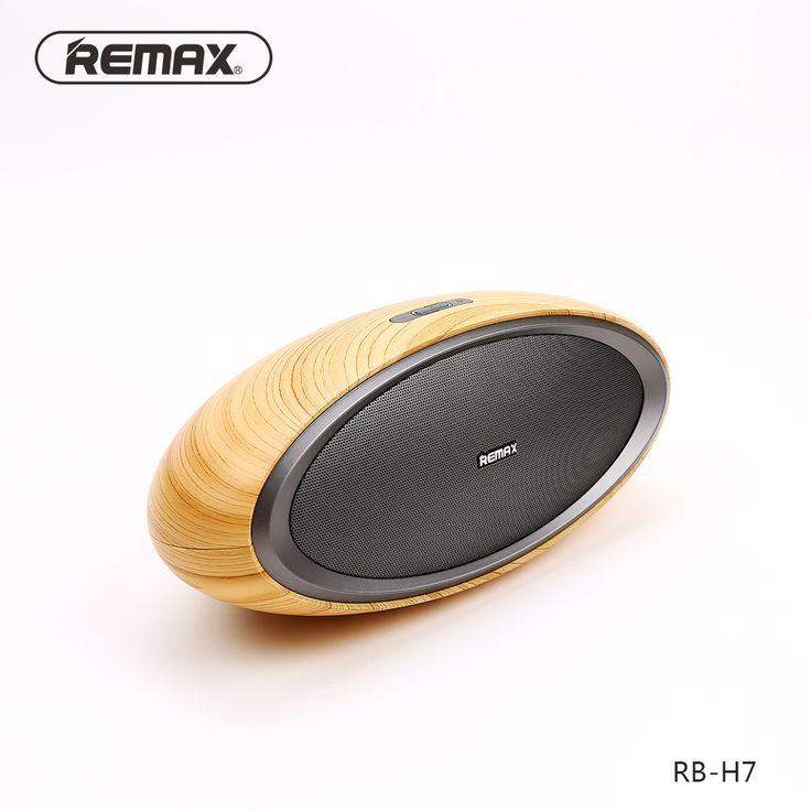 Rremax rb-h7 wireless speaker hifi speaker stereo music nfc desktop speaker