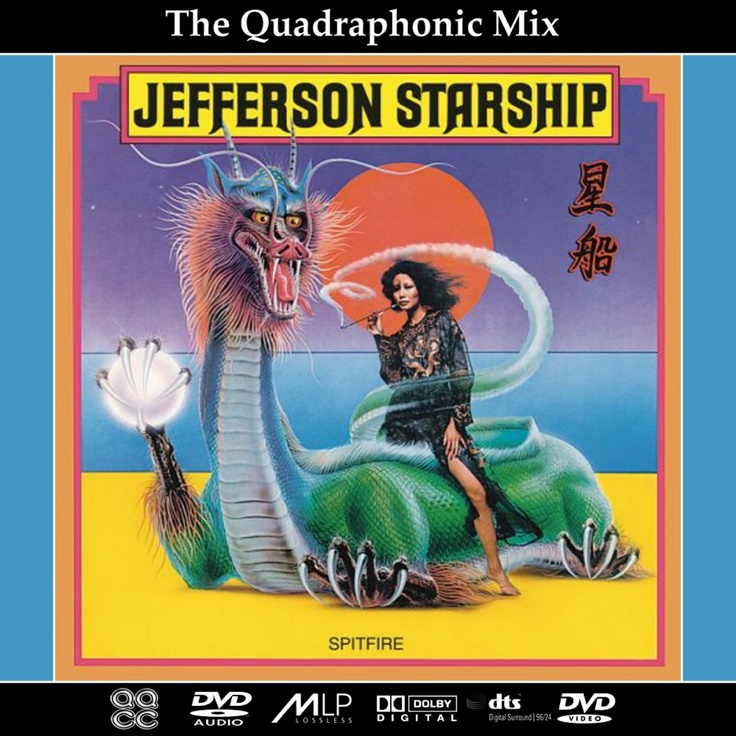 Jefferson Starship & Bob Welch May 17, 1978Spitfire, Classic Rocks, Comics Book, Music Album Covers, Rocks Music, Jefferson Starship, Album Art, Covers Art, 1970S Music