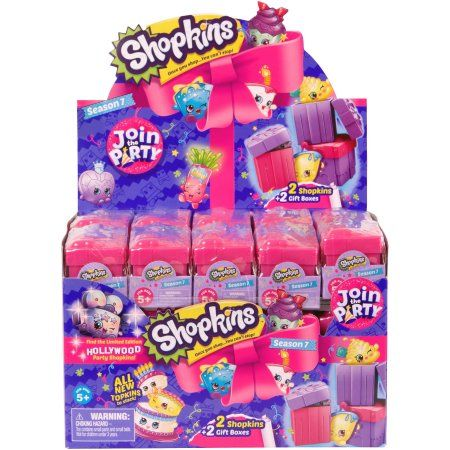 Shopkins Season 7, 2pk - Walmart.com