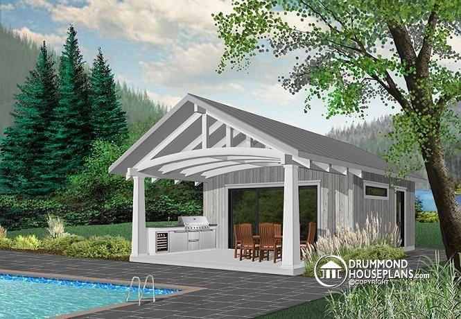 19 best lake ki shed images on pinterest landscape for Pool shed plans free