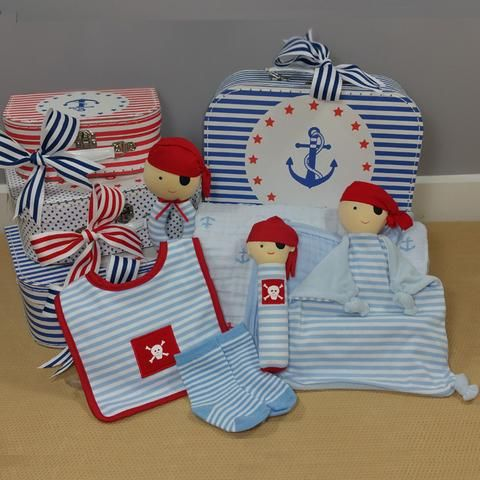 55 best baby gifts and hampers images on pinterest baby hamper ahoy me mateys boy hamper baby boy gifts negle Images