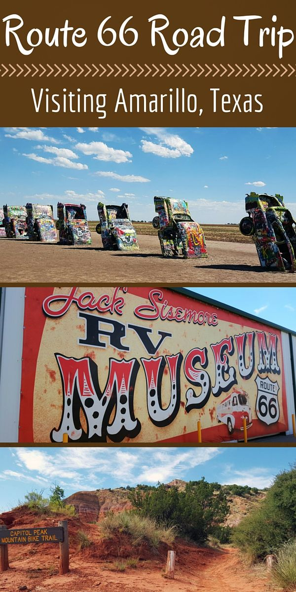 Amarillo, Texas is one of many pit stops along Historic Route 66. If you're doing a Route 66 road trip, make sure you spend some time exploring this Texan town. Even if you just have a day, it's worth the visit!