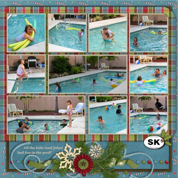 Pool Layouts 216 best scrapbooking - pool time images on pinterest