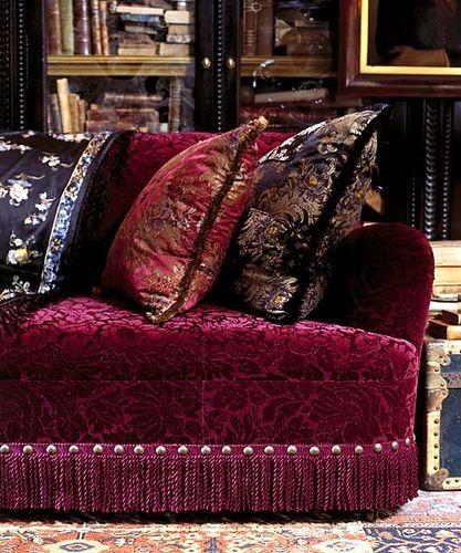 Ralph Lauren Home #New_Bohemian Collection 1 - Sofa detail