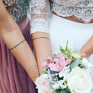 29 Impossibly Tasteful Sister Tattoos