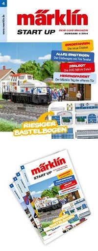 "Märklin and railroads : Märklin : ""Start up"""