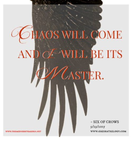 Tattoo Quotes Goodreads: 17 Best Images About Six Of Crows On Pinterest