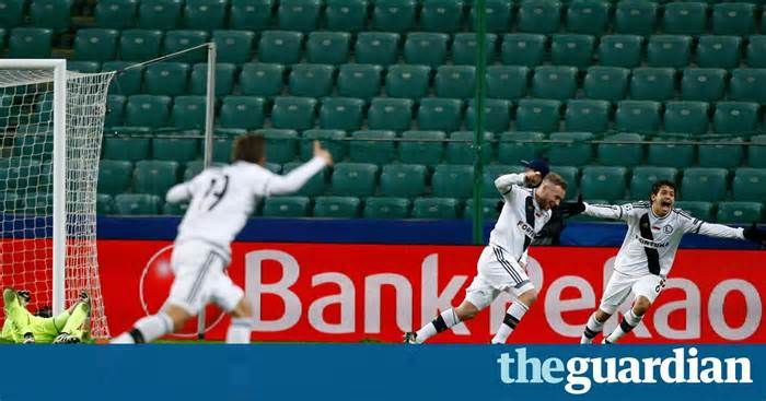 Uefa hands Legia Warsaw second ban after Real Madrid crowd trouble #hands #legia #warsaw #second #after #madrid #crowd #trouble
