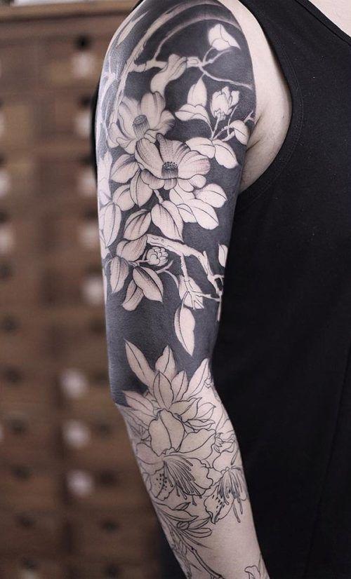 Tatuajes En Todo El Brazo Con Diseños Exclusivos Tattoo Ideas