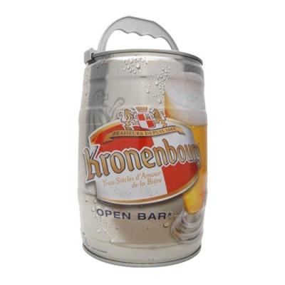 FUT de bières Kronenbourg - Bière blonde : achetez FUT de bières Kronenbourg - Bière blonde sur Pompe-a-biere.com
