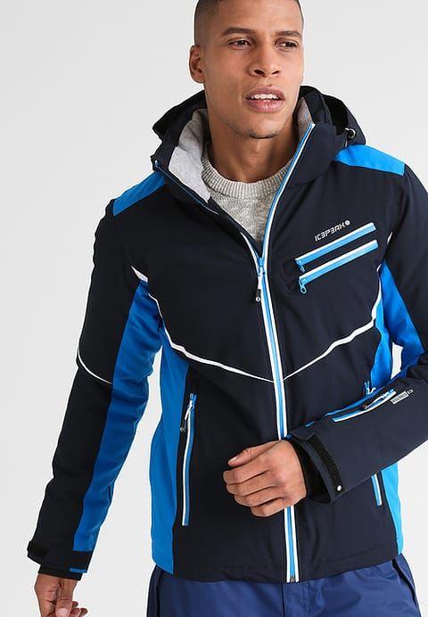 Icepeak NICK - Chaqueta de esquí - dark blue - Zalando.es