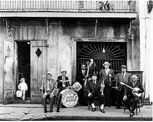 The Preservation Hall is a musical venue in the French Quarter founded in 1961 to protect and honor New Orleans Jazz