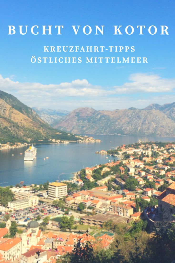 Tipps für Ausflüge und Sehenswürdigkeiten für eine Kreuzfahrt durch das Östliche Mittelmeer mit den Stops: Split, Dubrovnik, Kotor, Kefalonia und Korfu.