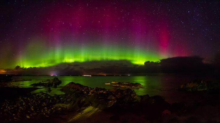 Meridianos: La noche de los dos fenómenos naturales celestes