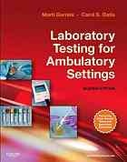 Provides students with an understanding of the most common procedures and techniques of the CLIA waived, point-of-care tests, and some moderately complex tests as they apply to the ambulatory care setting. This title emphasises on safety and government compliance.