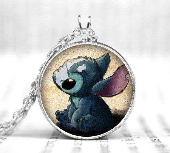 Disney Lilo and Stitch Jewelry Disney Stitch by yuphotojewelry0, $8.99