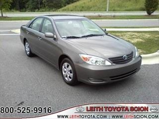 2003 Camry LE