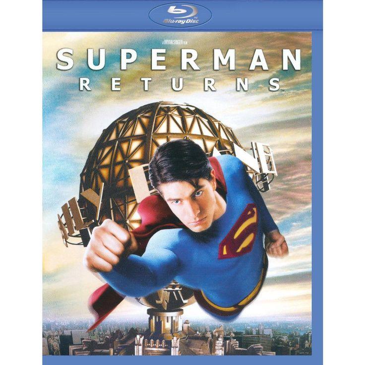 Superman Returns [WS] [TrueHD Audio] [Blu-ray]