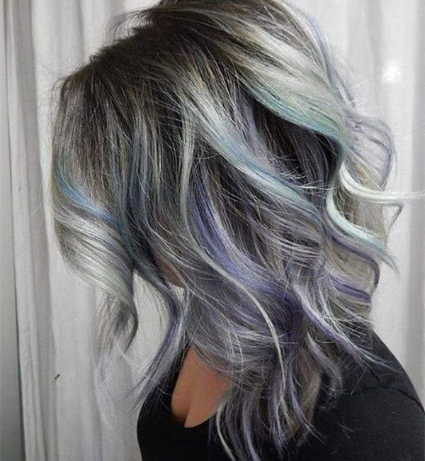 497 Best Hair Color Diy613a Images On Pinterest Colourful Hair