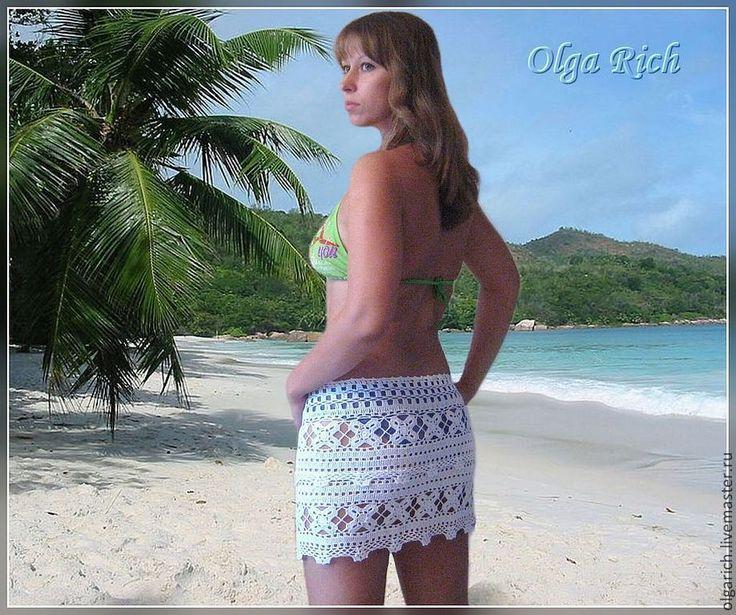 Buy Beach skirt Europe /1/ - beach skirt, beach fashion, beachwear, skirt beach