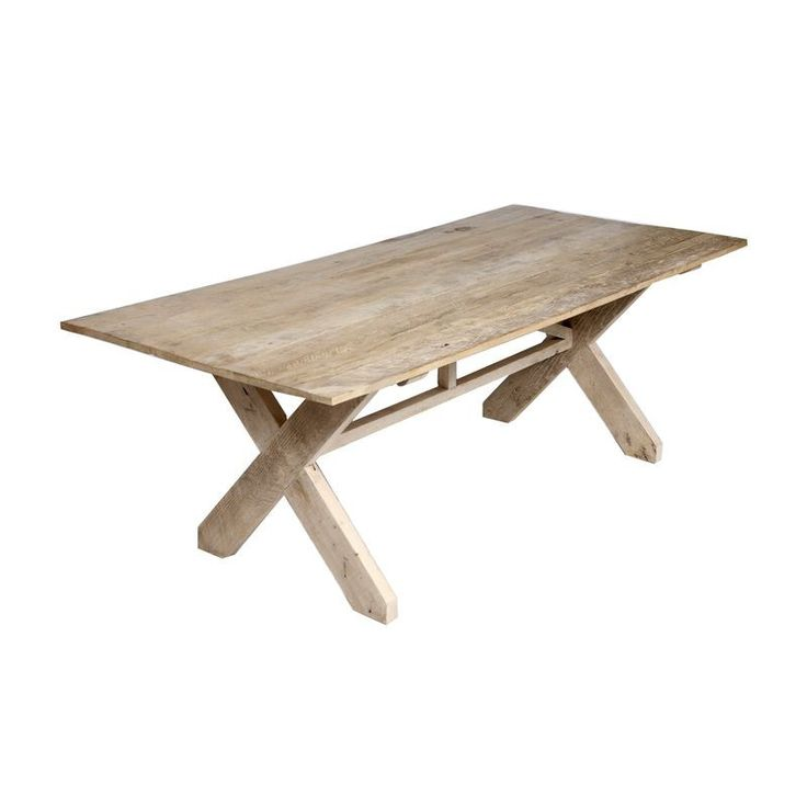 BASES INDOOR Designer Cross Bases SS Series Table Bases Dining