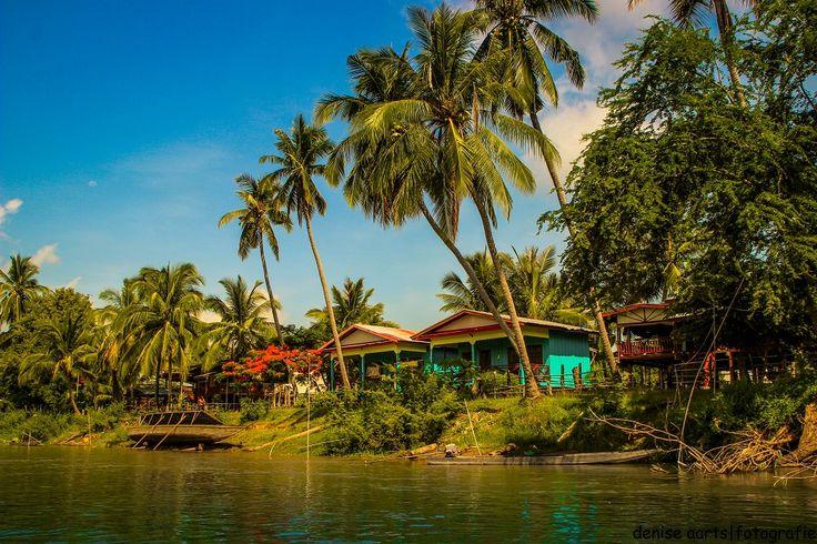 Bootstour durch Khong Island