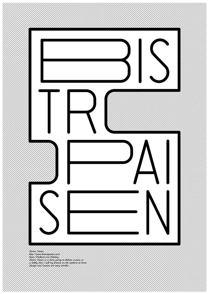 Very Nice typography Work