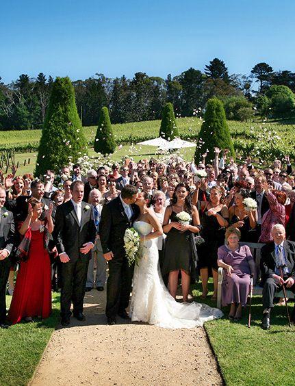 Lindenderry at Red Hill, Mornington Peninsula. Weddings - The Official Website of Mornington Peninsula Tourism  