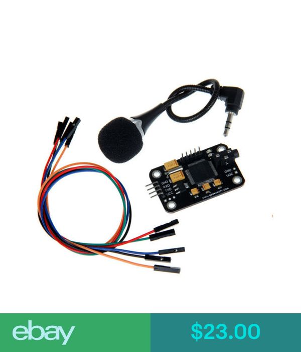 Voice Recognition Module with microphone Dupont jumper wire for Arduino DIY KI