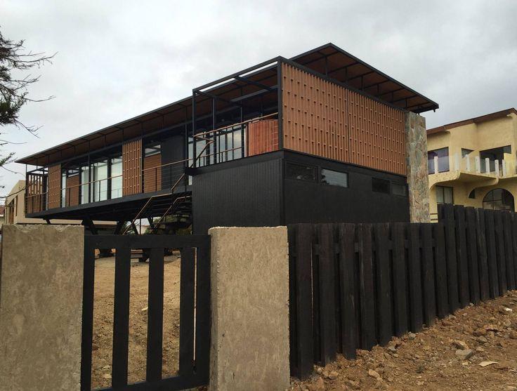 Casa en Pichidangui.
