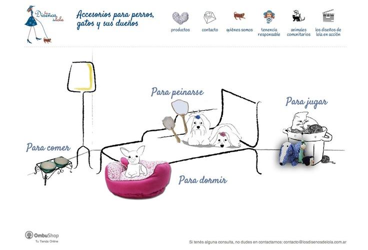 Los Diseños de Lola. Accesorios para tu mascota: www.losdisenosdelola.com.ar