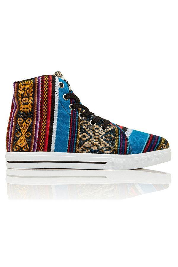Bluebird Vegan Sneakers - Blue