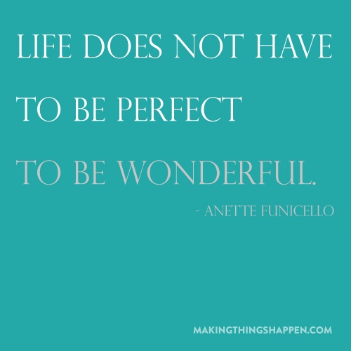 perfect is overrated.: Happy Mondays, Imperfect Perfect, Perfect Life, Ice Cream, Emeralds Pantone, Beautiful Words, Quotabl Quotes, Inspiration Quotes, Words Truths Wisdom