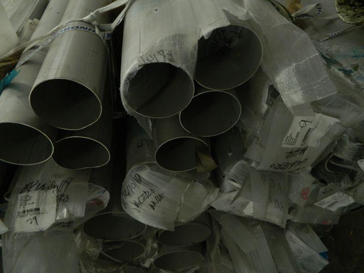 JN Aceros | Productos | Distribución de tubos de acero inoxidable