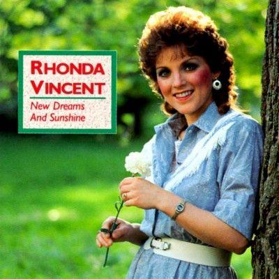 Rhonda Vincent - New Dreams & Sunshine (CD)
