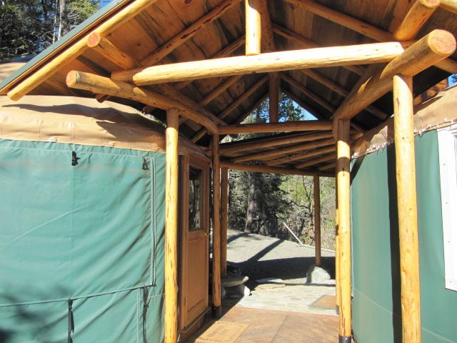 Yurt Kits Do It Yourself : Best glamping images on pinterest architecture dorm