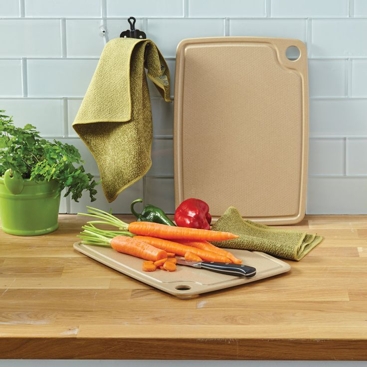 Norwex Catalog: I Need This Cutting Board!