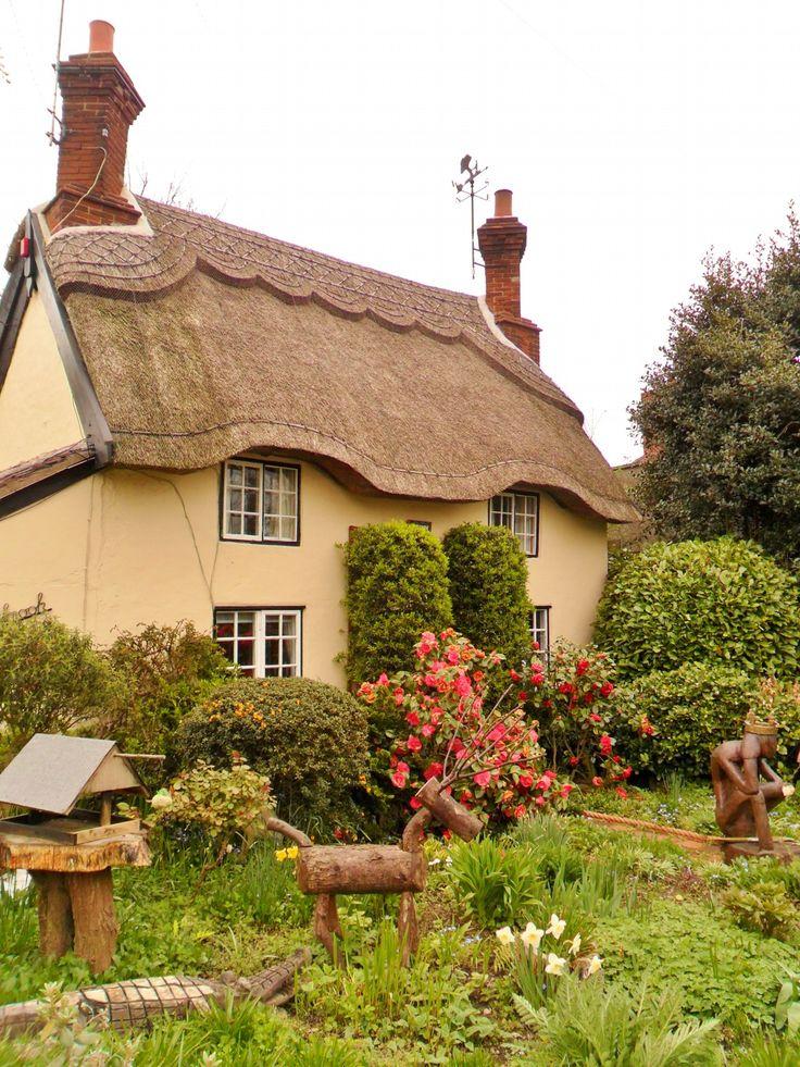 Les 990 meilleures images du tableau english cottages sur for Maison du monde english