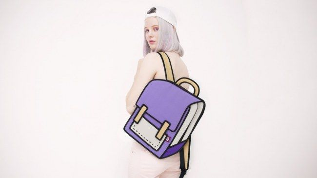 Kolorowy plecak