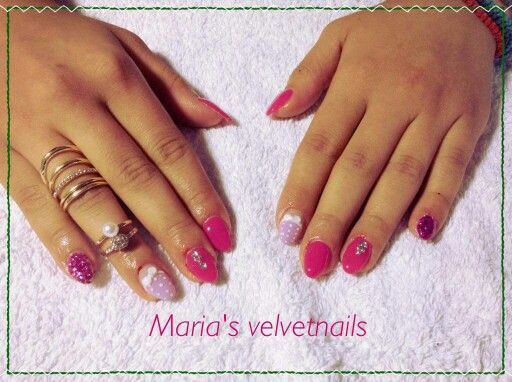 Nails by #Maria_Velvetnails