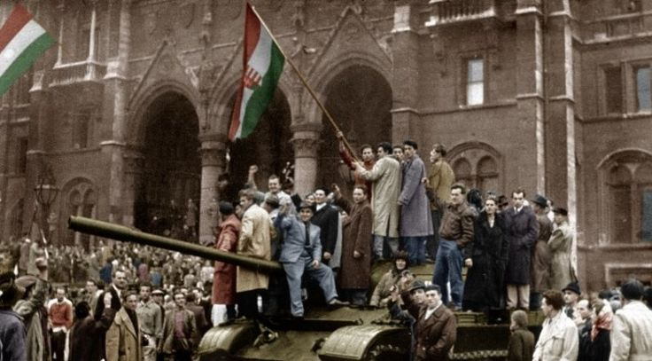 On This Day - In 1956 Hungary Stood Up Against Soviet Tyranny ...