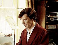 I feel like I've been deduced...love the double take! :)