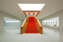 Der Lesesaal der Staatsbibliothek Berlin von HG Merz / Bücherhimmel - Architektur und Architekten - News / Meldungen / Nachrichten - BauNetz.de
